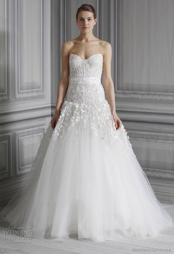 monique lhuillier aphrodite wedding dress 1?w600 - Gelinlik Modelleri