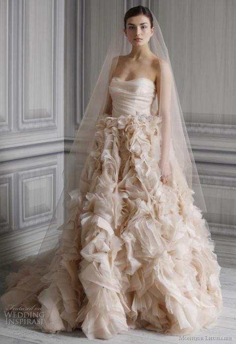 فساتين اعراس تركية 2012 ازياء