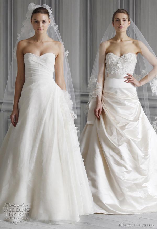 romantic wedding dresses 2012?w600 - Gelinlik Modelleri