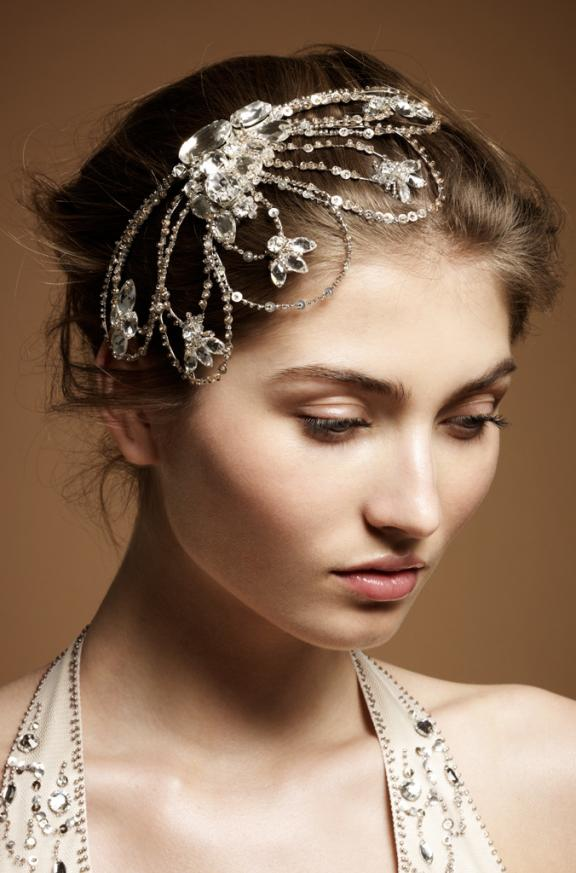 Stunning Wedding Hair Accessories 576 x 873 · 59 kB · jpeg