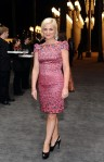 Amy Poehler wore a Giambattista Valli
