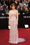 Kate Mara In Jack Guisso Couture 2012 Oscars