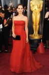 Natalie Portman,elbise vintage Christian Dior