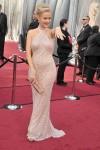 Penelope Ann Miller wore a custom Badgley Mischka