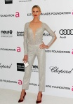 Karolina Kurkova at Elton John AIDS Foundation Academy Awards Viewing Party