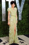 Olga Kurylenko in a dress by Georges Hobeika SpringSummer 2012 Couture