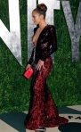 Jennifer Lopez elbise Zuhair Murad