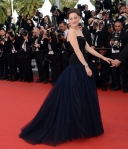 French actress Marion Cotillard arrives