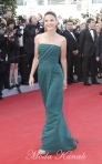 VIRGINIE LEDOYEN at Cannes Film Festival