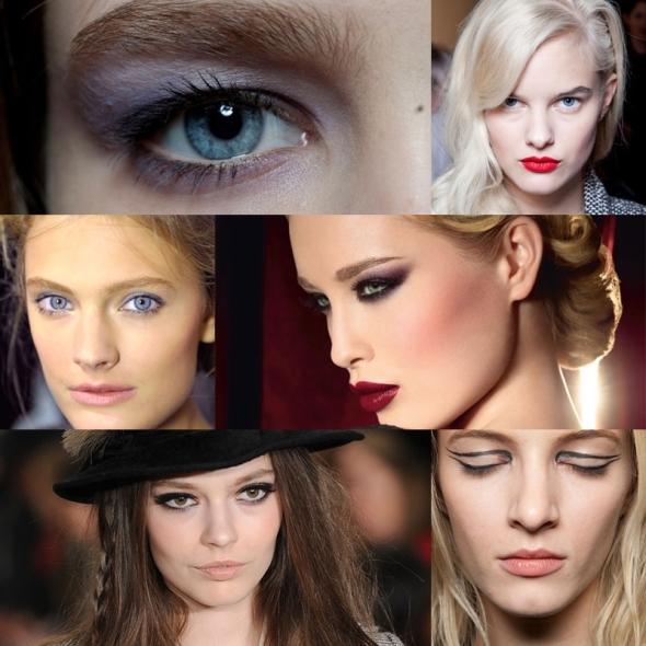 2013 make up trends