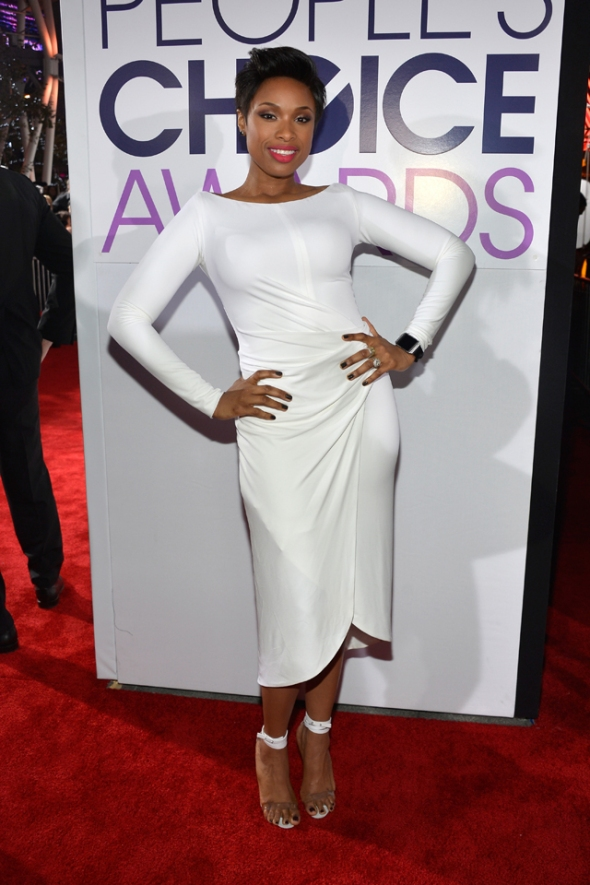 The 40th Annual People's Choice Awards - Red Carpet