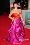 Celebrities Attend The BAFTA Awards In London
