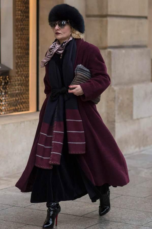 Paris Fashion Week Pfw Street Style Haute Couture S S 2015 Day One Modakanali