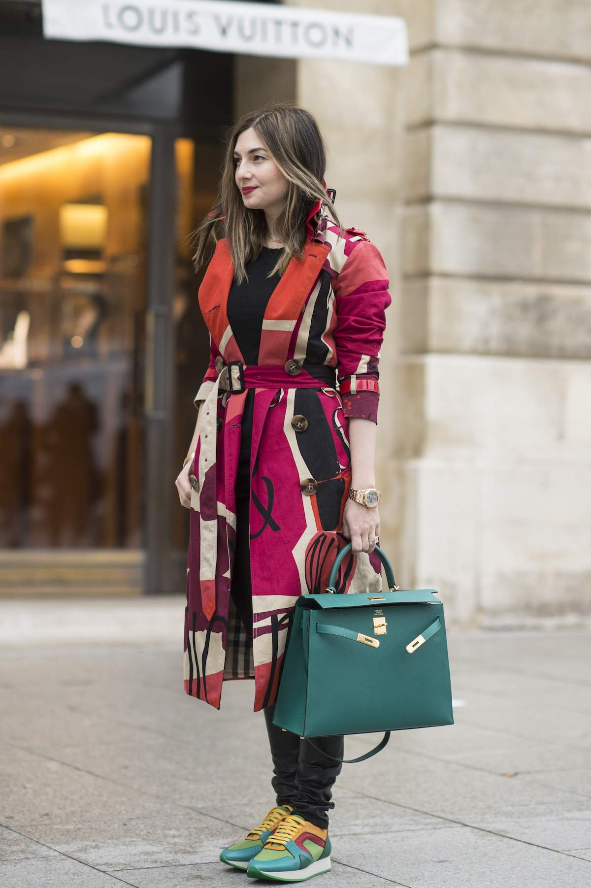 Paris Fashion Week Pfw Street Style Haute Couture S S